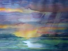 Connemara Rays By Andrea Connolly