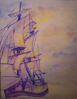 Endeavour in Ink