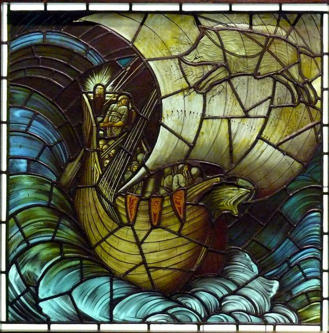 1014px-Burne-Jones-Viking_Ship