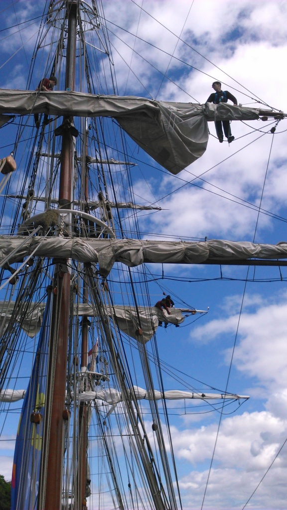 Tall Ships Drogheda 2015