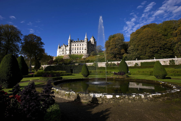Dunrobin Castle, Sutherland, Highlands, Scotland