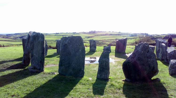 Drombeg Stone circle by Andrea Connolly